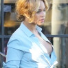 PREMIUM EXCLUSIVE Beyonce goes braless, let's it all hang out