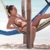 Kelly Brook Topless Big Boobs Bikini Candids On The Beach In Cancun www.GutterUncensored.com 069